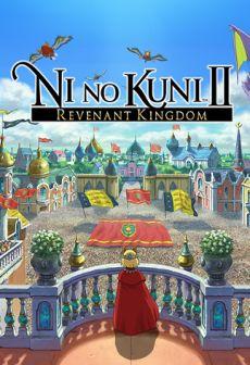 Get Free Ni no Kuni II: Revenant Kingdom
