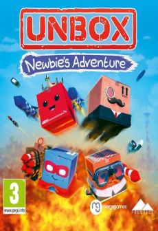 Get Free Unbox: Newbie's Adventure