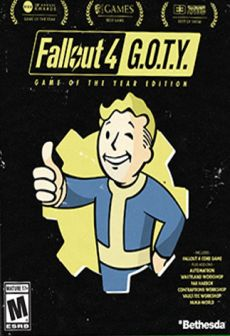 Get Free Fallout 4: Game of the Year Edition