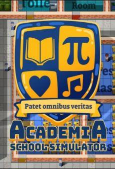 Get Free Academia : School Simulator