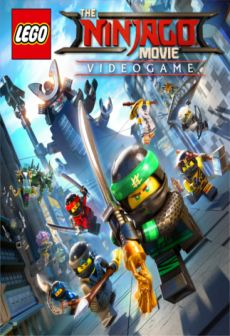 Get Free The LEGO NINJAGO Movie Video Game