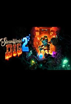 Get Free SteamWorld Dig 2