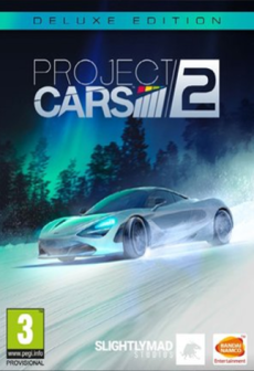 Get Free Project CARS 2 Deluxe Edition