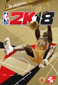 Get Free NBA 2K18 - Legend Edition Gold