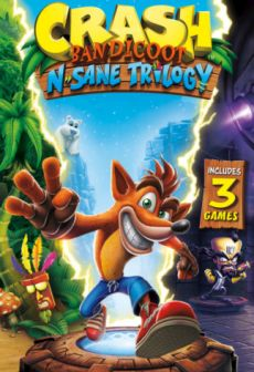Get Free Crash Bandicoot N. Sane Trilogy