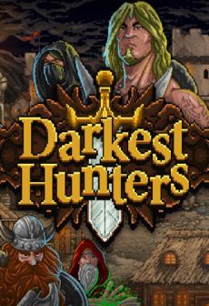 Get Free Darkest Hunters