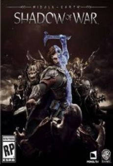 Get Free Middle-earth: Shadow of War Day One Edition