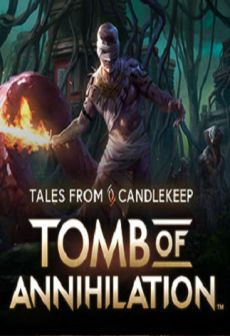 Get Free Tales from Candlekeep: Tomb of Annihilation