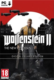 Get Free Wolfenstein II: The New Colossus Digital Deluxe Edition