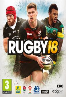 Get Free RUGBY 18
