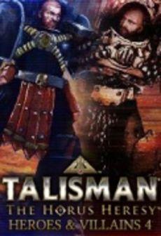 Get Free Talisman: The Horus Heresy - Heroes & Villains 4 PC