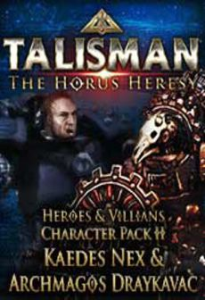 Get Free Talisman: The Horus Heresy - Heroes & Villains 3 PC