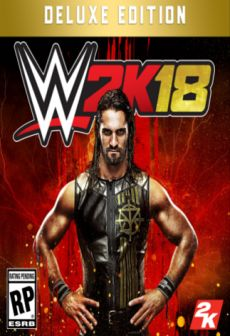 Get Free WWE 2K18 Digital Deluxe Edition