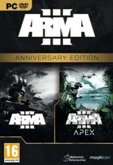 Get Free Arma 3 Anniversary Edition