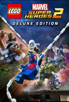 Get Free LEGO Marvel Super Heroes 2 Deluxe Edition