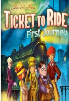 Get Free Ticket to Ride: First Journey