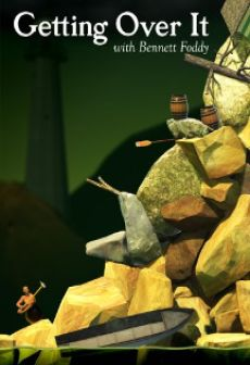 Get Free Getting Over It with Bennett Foddy