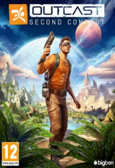 Get Free Outcast - Second Contact