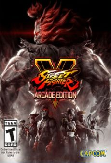 Get Free Street Fighter V: Arcade Edition