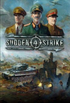 Get Free Sudden Strike 4 Limited Edition