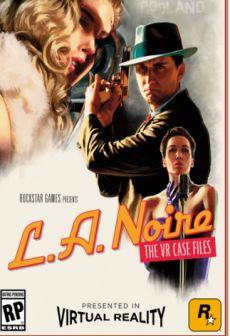 Get Free L.A. Noire: The VR Case Files