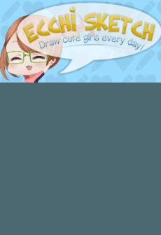 Get Free Ecchi Sketch: Draw Cute Girls Every Day!