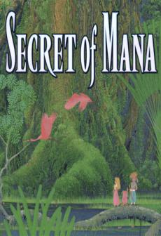 Get Free Secret of Mana