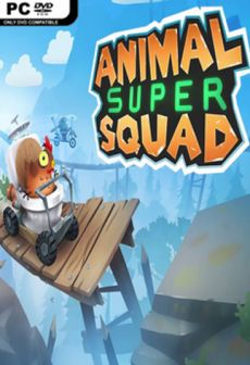 Get Free ANIMAL SUPER SQUAD