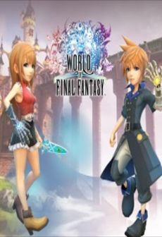 Get Free WORLD OF FINAL FANTASY Complete Edition