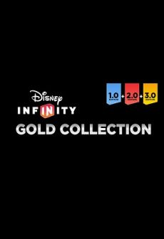 Get Free Disney Infinity Gold Collection