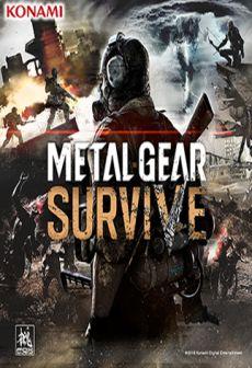 Get Free Metal Gear Survive