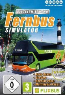 Get Free Fernbus Simulator - Platinum Edition