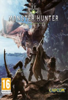 Get Free Monster Hunter World Digital Deluxe Edition