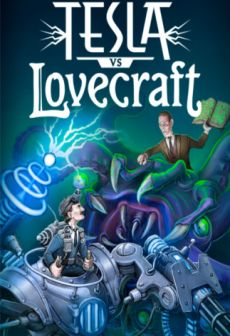 Get Free Tesla vs Lovecraft