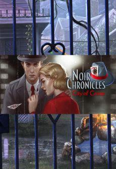 Get Free Noir Chronicles: City of Crime
