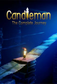 Get Free Candleman: The Complete Journey