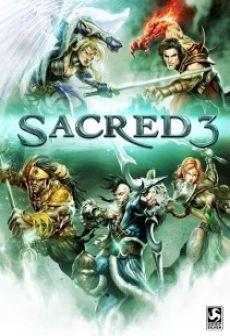 Get Free Sacred 3 Gold