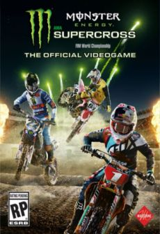 Get Free Monster Energy Supercross - The Official Videogame