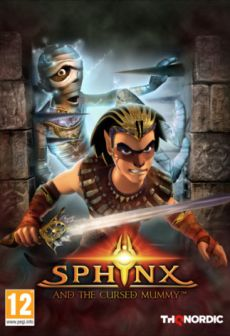 Get Free Sphinx and the Cursed Mummy