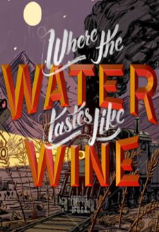 Get Free Where the Water Tastes Like Wine