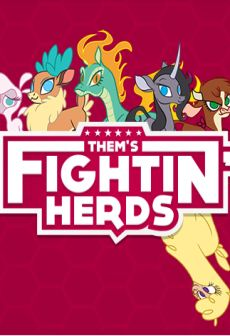 Get Free Them's Fightin' Herds