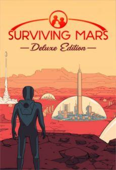 Get Free Surviving Mars: Digital Deluxe Edition