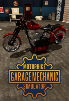 Get Free Motorbike Garage Mechanic Simulator
