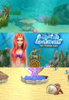 Get Free Mermaid Adventures: The Frozen Time