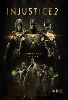Get Free Injustice 2 Legendary Edition