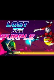 Get Free Lost In Purple