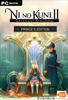 Get Free Ni no Kuni II: Revenant Kingdom - The Prince's Edition