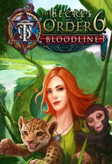 Get Free The Secret Order 6: Bloodline