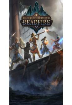 Get Free Pillars of Eternity II: Deadfire - Deluxe Edition