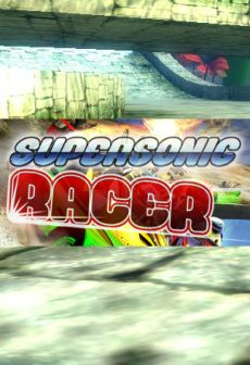 Get Free Super Sonic Racer